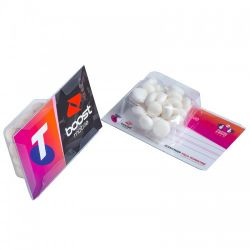 Small Biz Card Treats with Mints 14G