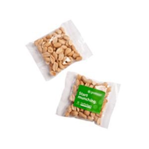 Salted Peanuts in Bags 50G