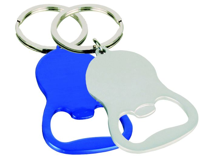 Krb009 Cheers Round Bottle Opener Key Ring