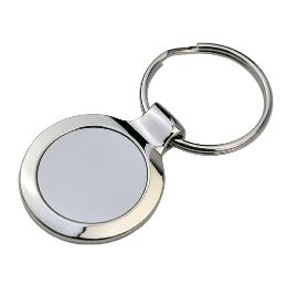 Krr005  Discus Key Ring