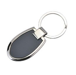 Krr008  Le Mans Shield Key Ring