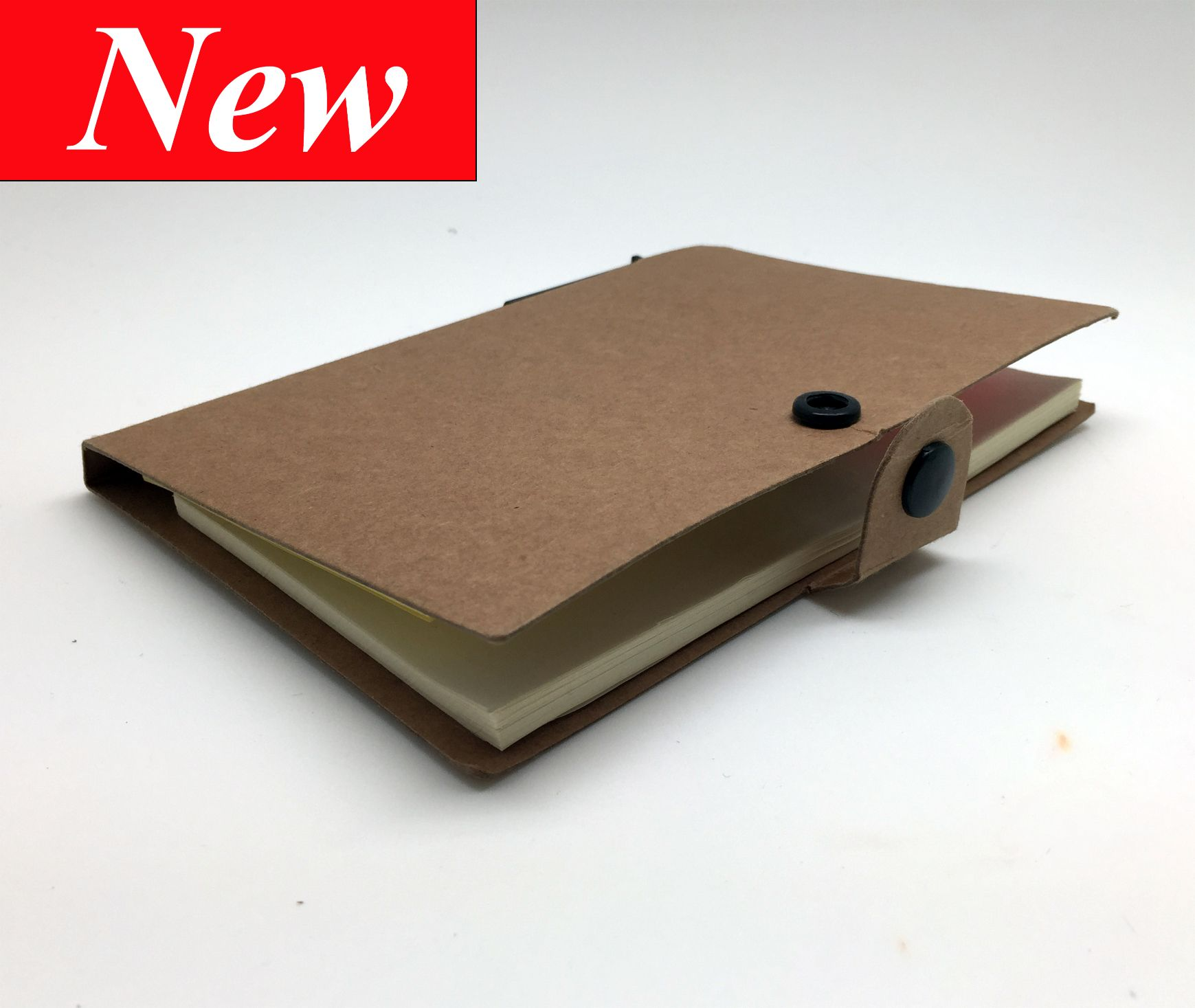 Nb002 Adhesive Marker Note Pad And Book