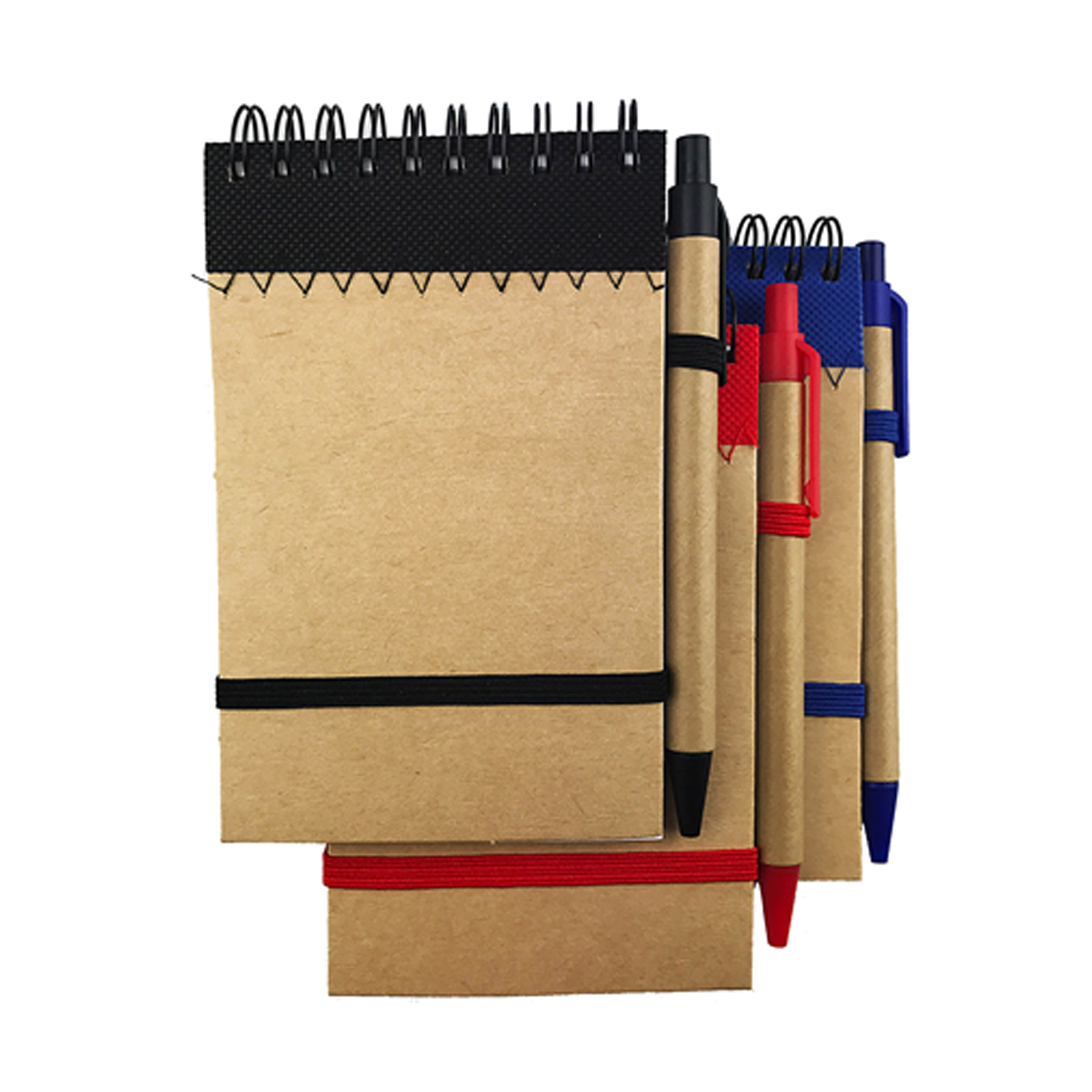 Nb009 Banya Recycled Paper Jotter Pad