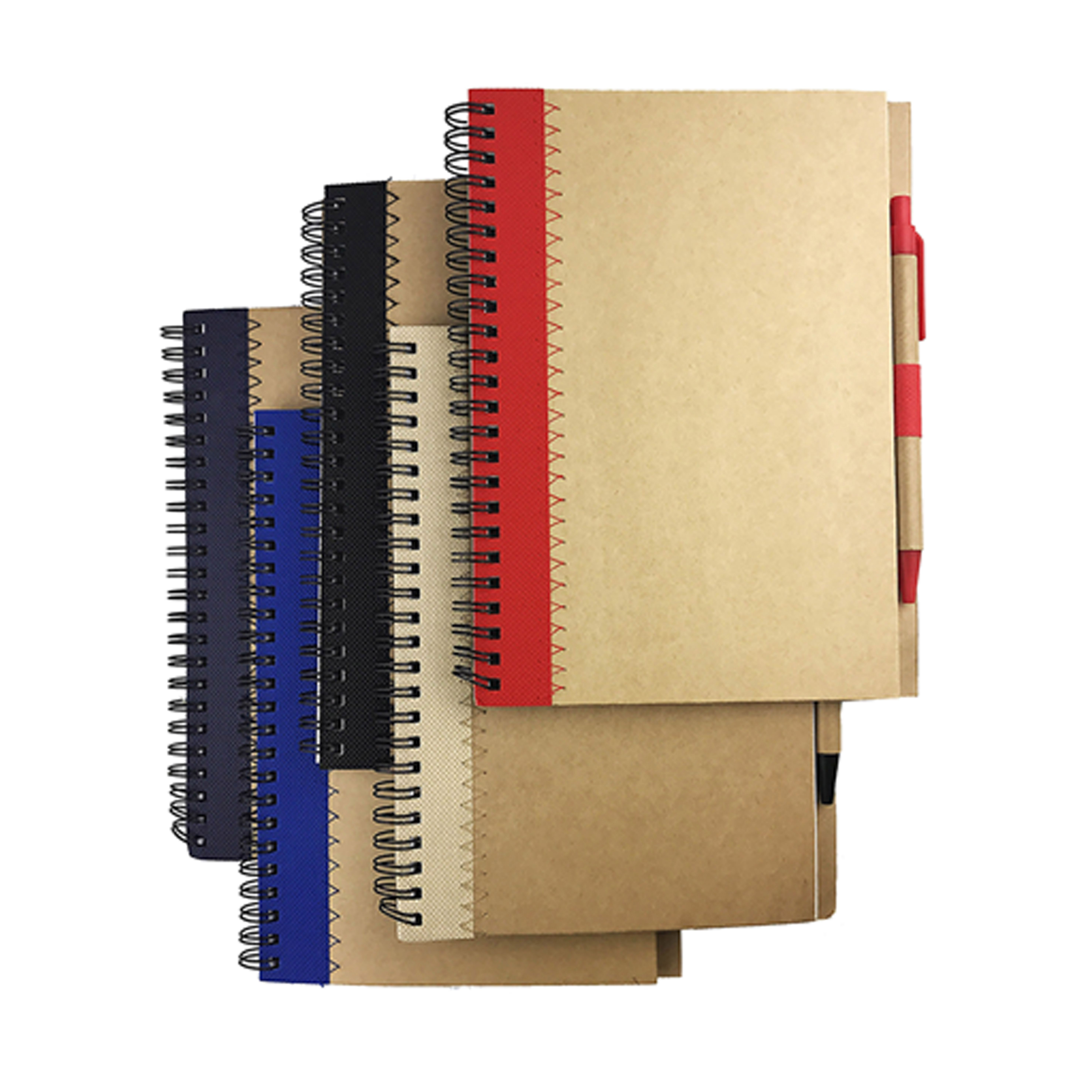 Nb010 Envi A5 Recycled Paper Note Book