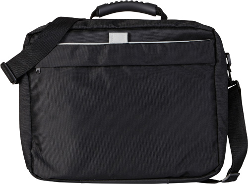 Polyester (1680D) laptop/document bag (14')